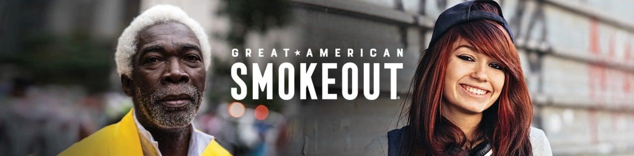 2018 Great American Smokeout